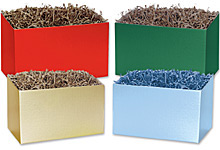 Colored Basket Boxes