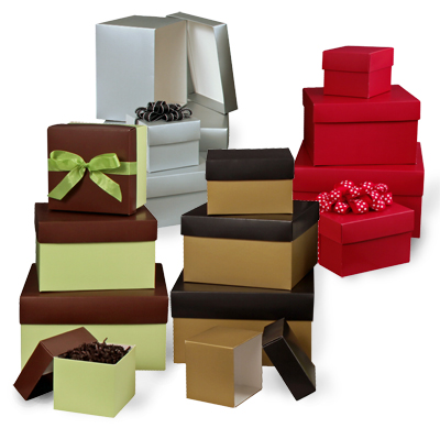 Deluxe Gourmet Gift Boxes