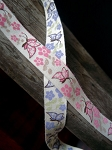 100% Cotton Printed Ribbon