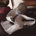 **Eco-Friendly** Linen Ribbon