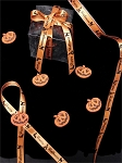 Halloween Satin Ribbon