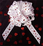 Heart Print Ribbon