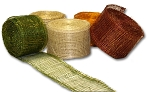 **Eco-Friendly** Sinamay Ribbon