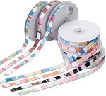 Stripe Grosgrain Ribbon