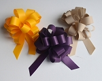 Faux Paper Pull Bows