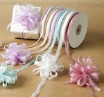 Satin Center Pull Ribbon