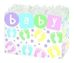 Baby Steps Basket Boxes (Small, 7