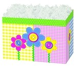 Buttons Basket Boxes (Small, 7
