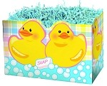 Just Ducky Basket Boxes (Large, 10.25