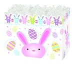 Pastel Bunny Basket Boxes (Small, 7