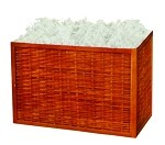 Rattan Basket Boxes (Small, 7