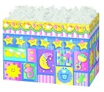 Sweet Dreams Basket Boxes (Small, 7
