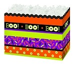 Trick or Treat Basket Boxes (Large, 10.25