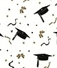 Graduation Printed Cellophane Roll, 40