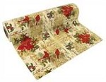 Holiday Cheer Gift Wrap, 36 inch wide x 833ft