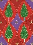 Diamond Tree Gift Wrap, 24