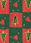 I Love Christmas/Eurocraft Gift Wrap, 24
