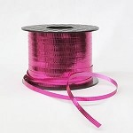 Beauty Metallic (Crimped) Ribbon, 3/16