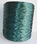 Hunter Green Pearlized Wraphia, 2,200 yards ***SALE, It's like 22 rolls for the price of 6!***