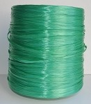 Kelly Green Pearlized Wraphia, 2,200 yards ***SALE, It's like 22 rolls for the price of 6!***
