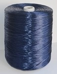 Navy Pearlized Wraphia, 2,200 yards ***SALE, It's like 22 rolls for the price of 6!***