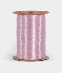 Pink Pearlized Wraphia, 100 yards
