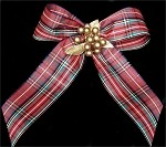 Plaid Ribbon, 2-1/2