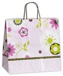 Bakery Dots Shopper Bags (PANTHER, (13