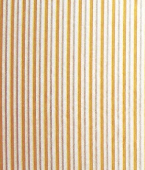 "Gold/Silver Stripes Printed Tissue Paper (20"" x 30"" sheets)"