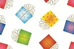 Presents Printed Tissue Paper (20