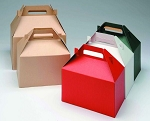 Solid Colors Gable Boxes