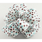 Caliente Polka Dot Ribbon