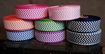 Chevron Non-wired Ribbon