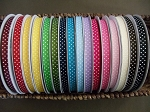 Grosgrain Dot Ribbon