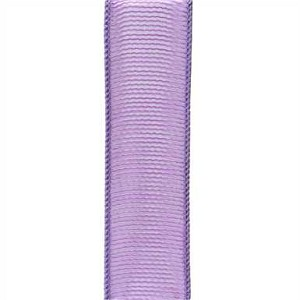Zenith Wired Ribbon, Purple