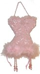 Pink Bustier Pouch (4