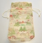 Winter Wonderland Pouches, 5.75