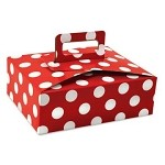 Cheery Dots Stakable Deli Box (9