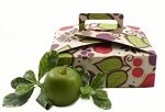Fresh Fruit Stakable Deli Box (9