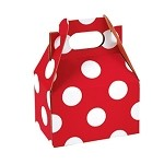 Cheery Dots Gable Box - Small (4