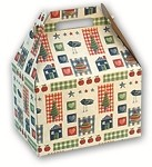 **CLOSEOUT** Folk Art Scrapbook Gable Box - Large (9