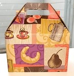 Cafe Amore Gable Box - Medium (8