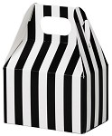 Black Stripe Small Gable Box - (4