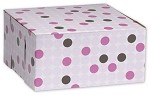 Bakery Dots Pastry Box (10