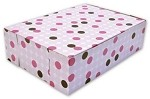 Bakery Dots Pastry Donut Box (14