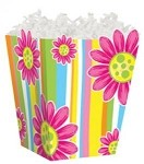 Citrus Garden Sweet Treat Containers, 4