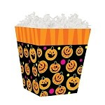 Pumpkins Galore Sweet Treat Containers, 4