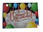 Happy Birthday Gift Card (3-3/4