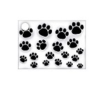 Paw Print Gift Card (3-3/4