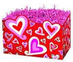 Chain of Hearts Basket Boxes (Small, 7